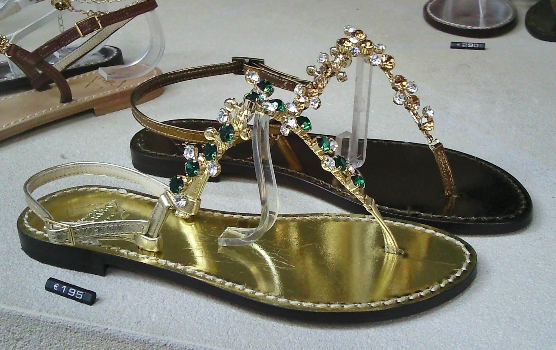 Emanuela Caruso flat sandals – The Fashion Cat 58822e0457e