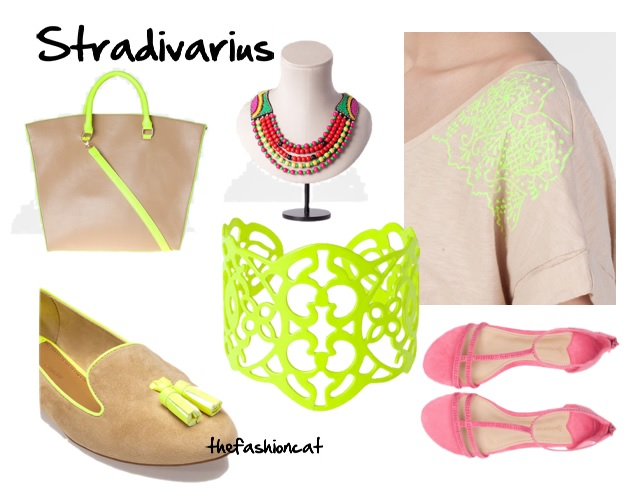 neon stradivarius