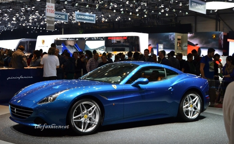 Ferrari California T - Pininfarina