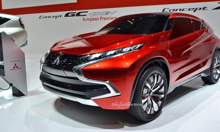 Mitsubishi XR-phew concept