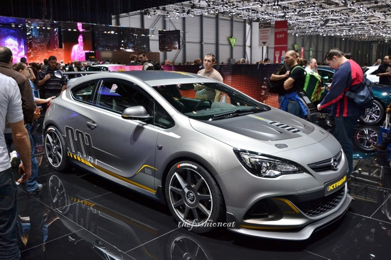 Opel OPC extreme