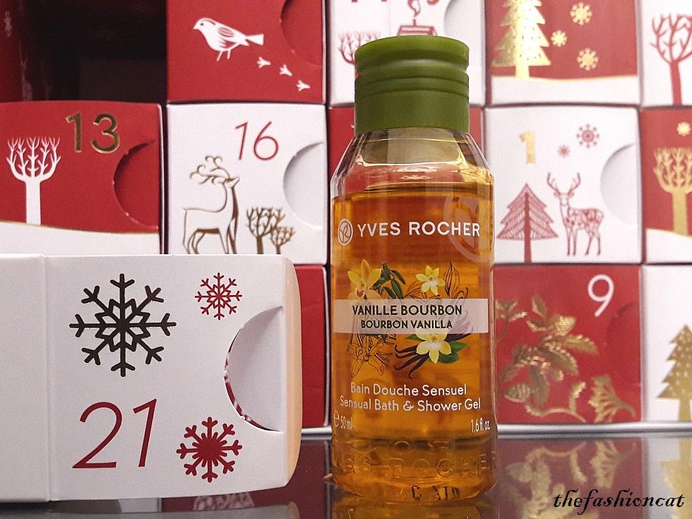 Bagno Doccia Avena Yves Rocher : Calendario dell avvento yves rocher u  dicembre u the fashion cat